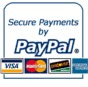 Pay with paypal, its fast easy and secure.